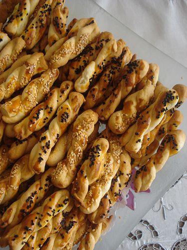 Tuzlu kurabiye 2