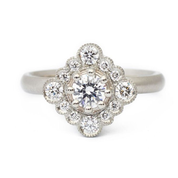 Anne Sportun Vintage Bridal Collection at Oster Jewelers | Anne Sportun Summer Shopping Event! #MyBridalStyle #MyDiamondStyle