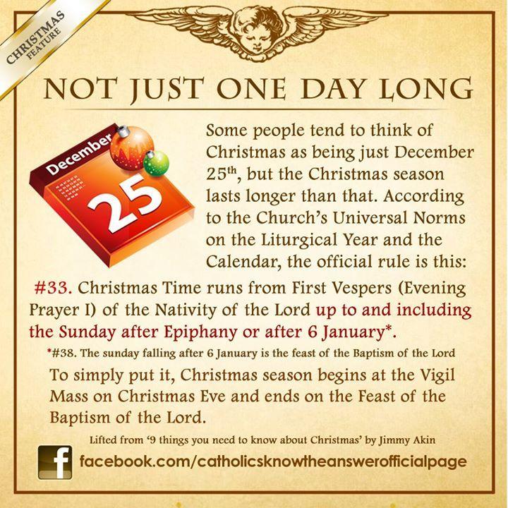 The 12 Days Of Christmas. Catholic QuotesCatholic ...