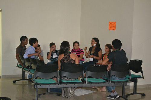 Jóvenes de Ambiente de Sucre se destacan por liderar los procesos de participación ciudadana