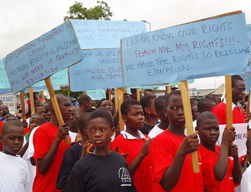 Camfed marked the Day of the African Child with celebrations that championed the rights of children in rural Africa