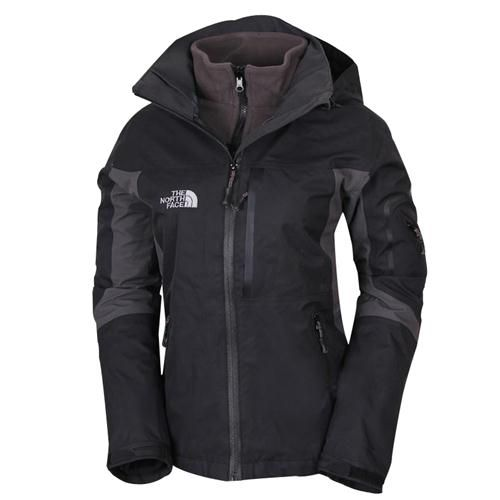 KnowInTheBox - High Quality The North Face Condor Triclimate Black Jacket From China