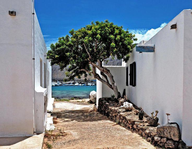 La Graciosa , Islas Canarias