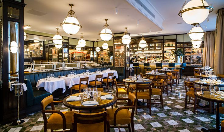 View the gallery of The Ivy Kensington Brasserie, a modern British grill restaurant in London. Offering al fresco dining and an all-day menu.