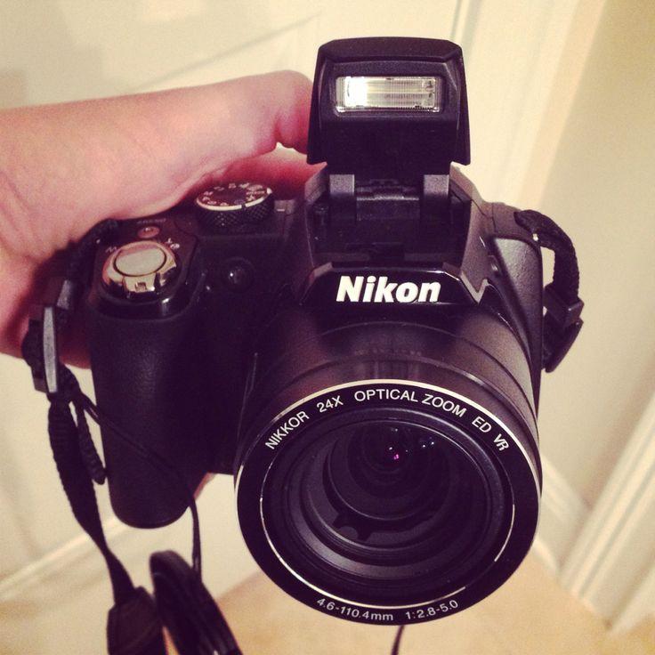 SELLING - Nikon COOLPIX P90 12.1 MP Digital Camera - Black #Nikon COOLPIX-P90 12.1 MP via @eBay