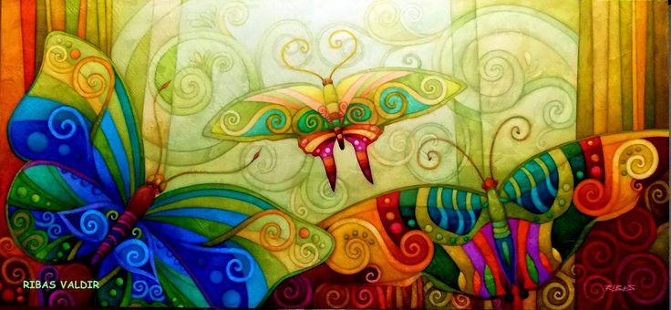 Butterflies ~ Ribas Valdir