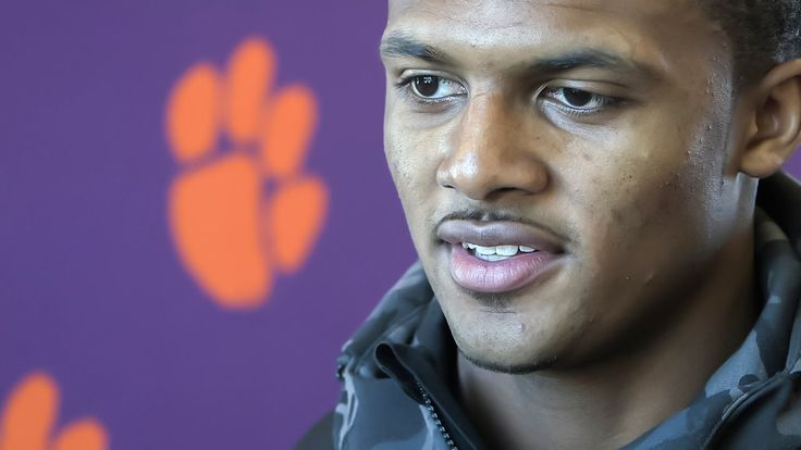 Clemson QB Watson Reflects on Time With Falcons http://www.discoverlakelanier.com