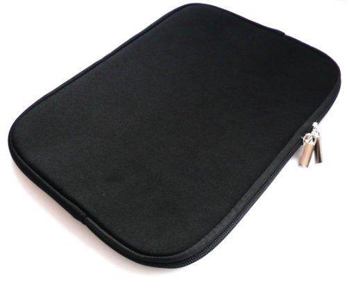 Emartbuy® Nero Water Resistant Neoprene Morbido Zip Case Cover Custodia Adatto Per Asus Transformer Book T100 (10-11 Pollici Ereader / Tablet / Netbook) di Emartbuy®, http://www.amazon.it/dp/B00H230CK6/ref=cm_sw_r_pi_dp_xQEPsb10BFRHB