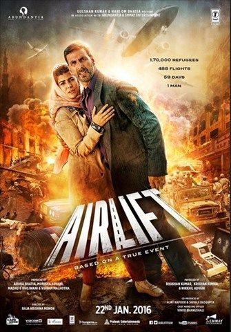 Airlift [2016] [Dvdrip] Subtitulada - CineFire.Tk