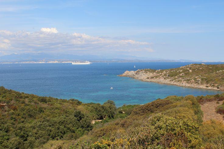 Wintertime is cruising-time! Kreuzfahrten MSC Korsika Sardinien Mittelmeer