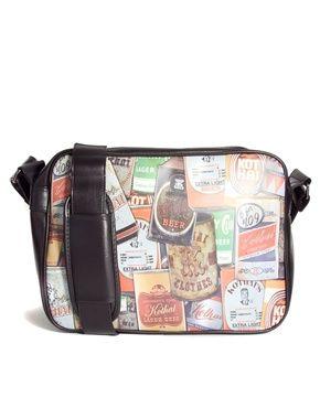 Vintage Can Bag