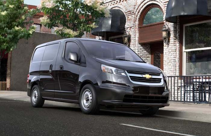 2018 Chevy Express overview