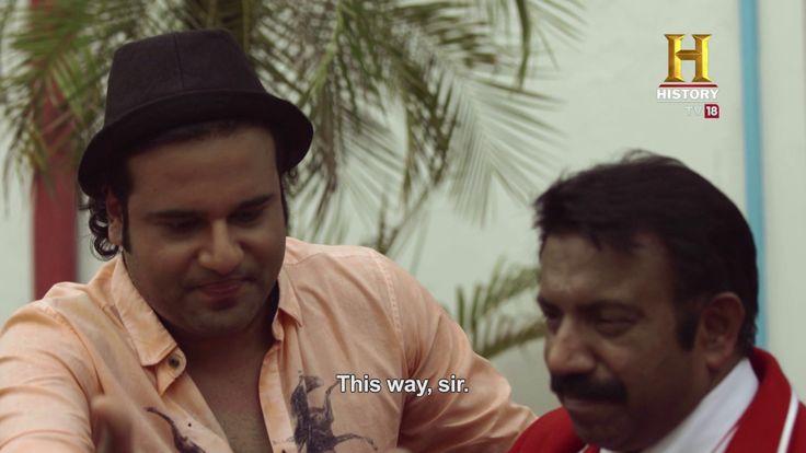 OMG! Yeh Mera India - Season 2 - Episode 8 - HISTORY TV18