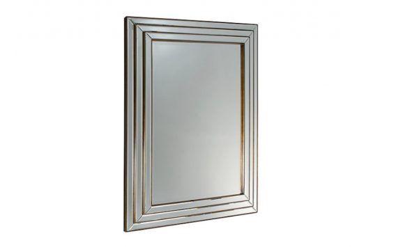 Tiered Antique Mirror