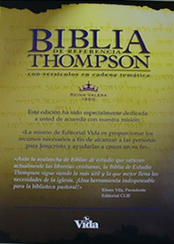 Biblia de estudio Thompson | Bible study, Words, Christian