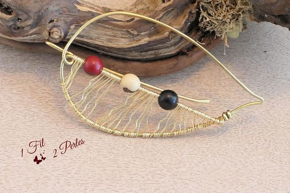 #wirewrapping #1fil2perles