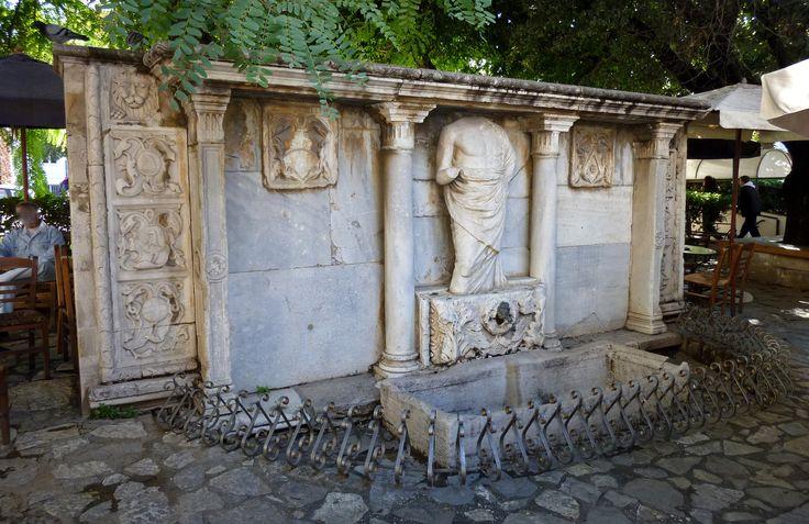 Bembo Fountain #Heraklion #Crete
