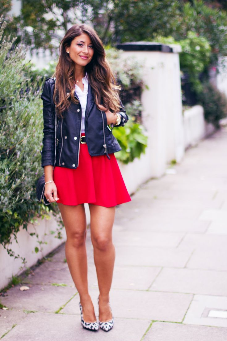 beautiful red outfit ideas tumblr 18