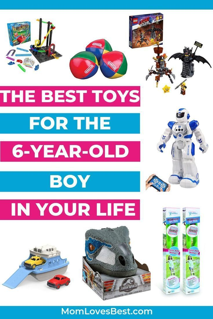 Popular 6 Year Old Boy Christmas Gifts 2020 17 Best Toys and Gift Ideas for 6 Year Old Boys (2020 Picks) | 6