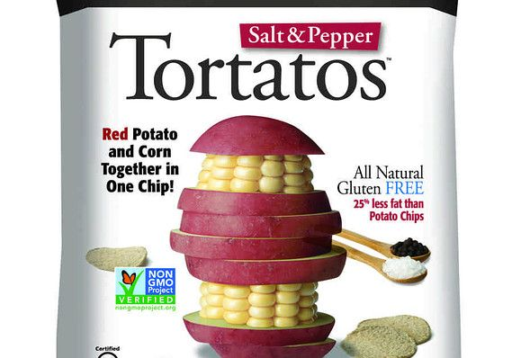 Potato chip or corn chip? These Tortatos are both! http://www.marketwatch.com/story/beyond-chips-and-dip-10-wacky-super-bowl-snacks-2014-01-31?link=MW_home_latest_news