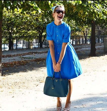 Shades of blue... BRIGHT BLUE CRUSH | Mark D. Sikes: Chic People, Glamorous Places, Stylish Things