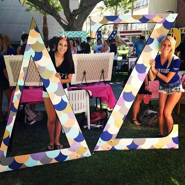 Delta Zeta at CSU Long Beach
