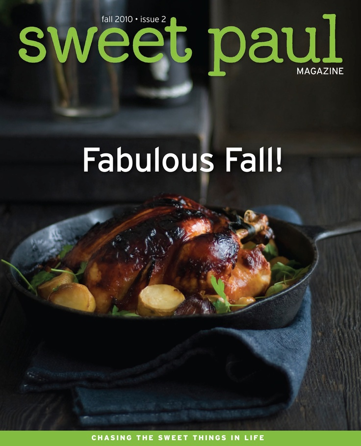 sweet paul - fall 2010