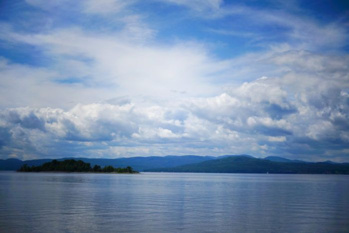 South Hero is in Northern Vermont and is part of the Lake Champlain Islands chain, along with Grand Isle, North Hero, Alburgh, and Isle La Motte.