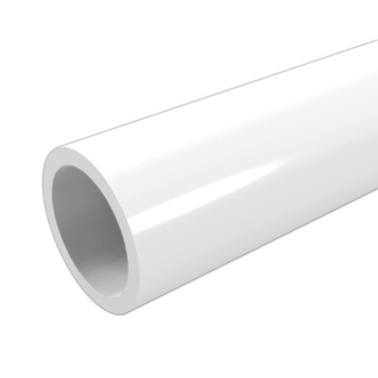 Formufit 1 in. Schedule 40 Furniture Grade PVC Pipe - 5-Feet $7
