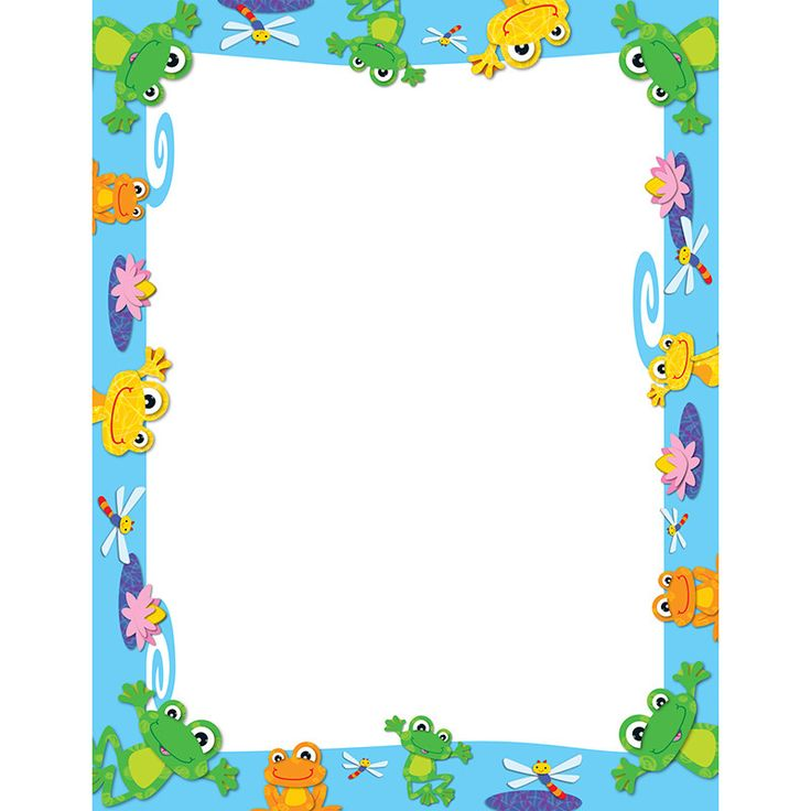 Use this playful and light-hearted FUNky Frogs design to promote your classroom theme! So many uses to liven up projects, writing assignments, class newsletters and more! Add style to personalized awa
