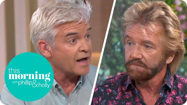 Noel Edmonds Defends Views On Cancer Causes To Sceptical Phillip   This ...