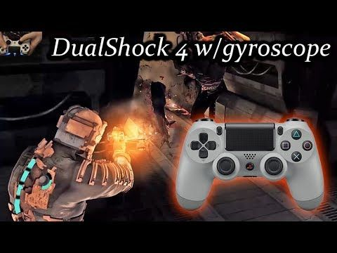 Gyro aiming would make shooters on console so much nicer to play. The DualShock 4's potential often goes to waste on PS4. Here are five games on PC being played with the DS4's underrated feature.