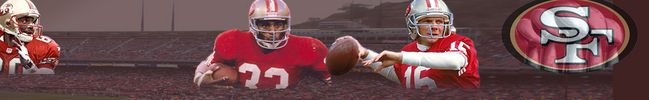 San Francisco 49ers Firefox Theme