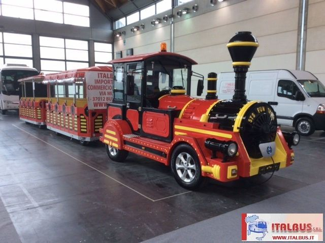 Don't miss STS FUN TRAIN sightseeing bus! https://autoline.info/sf/bus-sightseeing-bus-STS-FUN-TRAIN--16111109125989297400.html  #sightseeing #bus #train