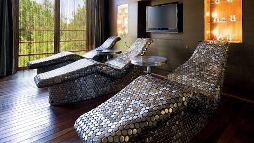 Isıtmalı Taş Yatak, Relax Area, Spa Wellness
