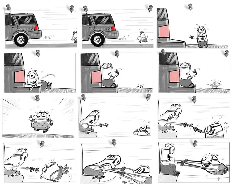 Best Story Board Images On   Animation Storyboard