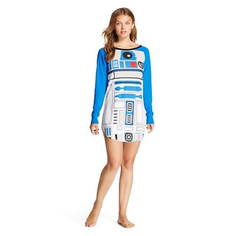 New 'Star Wars' Sleepwear For Women Includes A Leia Onesie