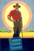 Advertising for Immigrants to Western Canada, 1870 -1930