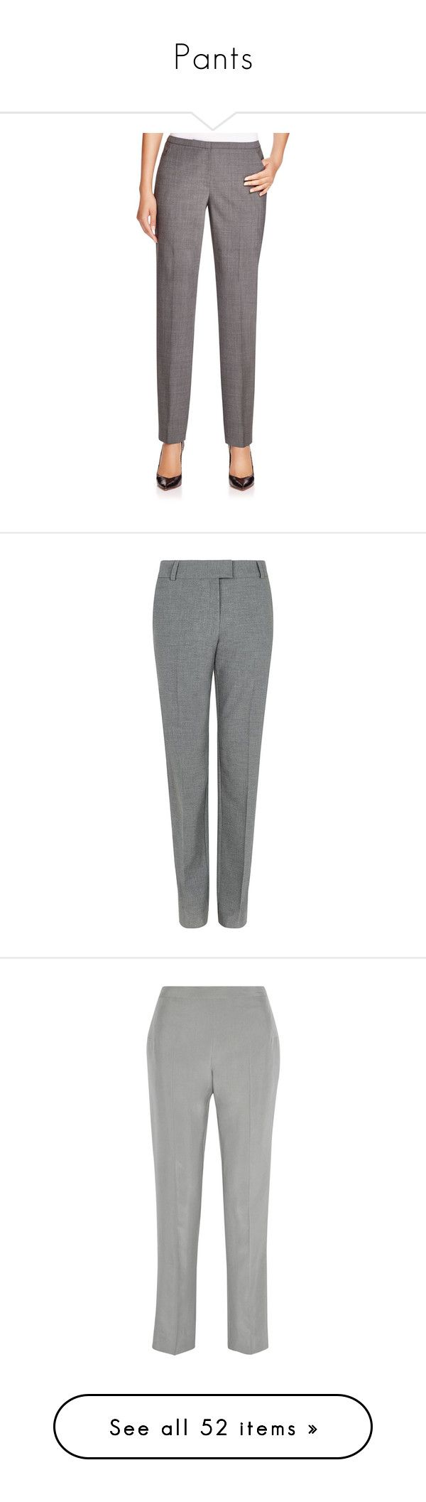 Pants by cinthya-lescano on Polyvore featuring polyvore, women's fashion, clothing, pants, grey melange, gray pants, grey pants, slim fit pants, grey trousers, slim pants, bottoms, trousers, grey, брюки, clearance, stretchy pants, long pants, stretch pants, pull on pants, straight leg pants, silk trousers, straight pants, elastic waist pants, mid grey, checkered pants, checked pants, reiss, reiss pants, checked trousers, grey fantasy, petite, petite pants, tailored pants, zip pants…