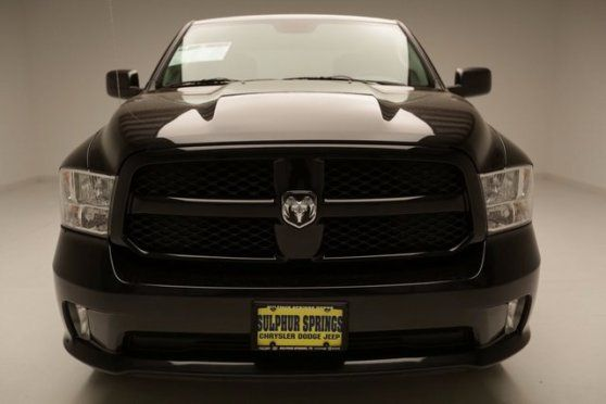 2015 Ram 1500 ST Express Crew Cab 4x4 1C6RR7KT2FS790483 | Sulphur Springs CDJR Sulphur Springs, TX