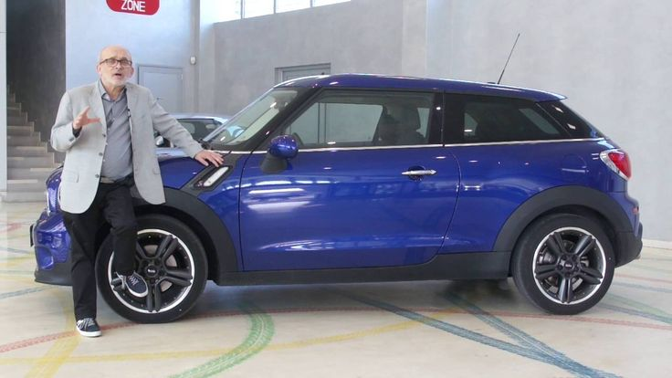 MINI Cooper Paceman SD - Autobaselli.it