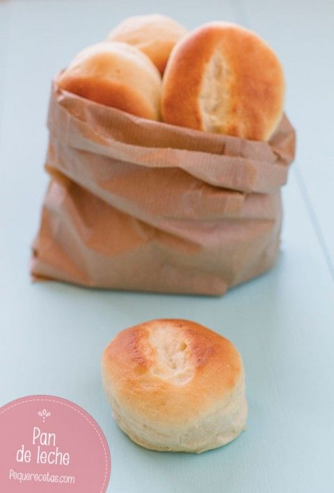 Pan de leche Thermomix