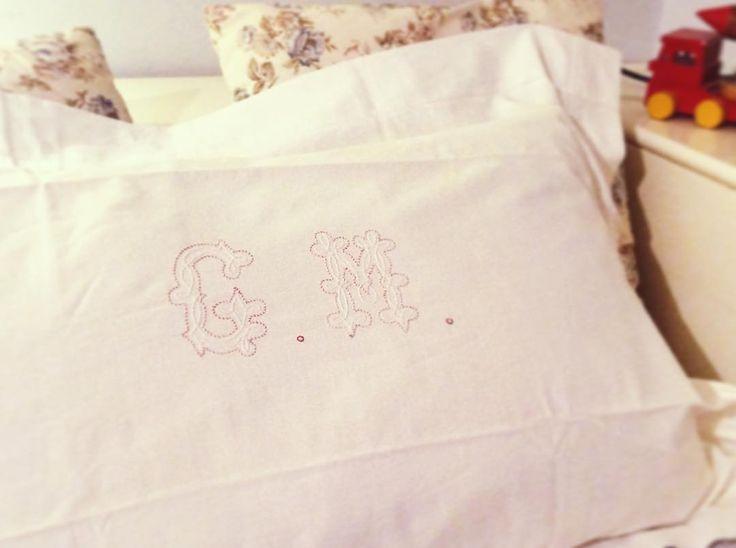 #magic #pillowcase | Sleeping on sweet memories | G. M. #loveneverdies