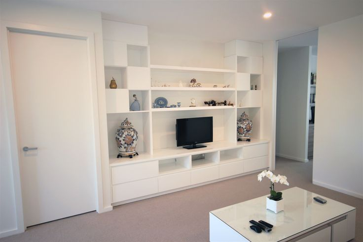 We create beautifully fitted entertainment units to suit all your needs.