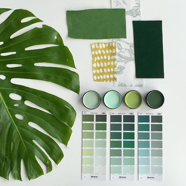 Green with envy - this mood board will ignite your love ...