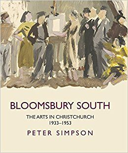 Bloomsbury South: The Arts in Christchurch 1933 - 1953 by Peter Simpson (2017). For two decades in Christchurch, New Zealand, a cast of extraordinary men and women remade the arts. Variously between 1933 and 1953, Christchurch was the home of Angus and Bensemann and McCahon, Curnow and Glover and Baxter, the Group, the Caxton Press and the Little Theatre, Landfall and Tomorrow, Ngaio Marsh, Douglas Lilburn and Douglas MacDiarmid. It was a city in which painters lived with writers, writers...