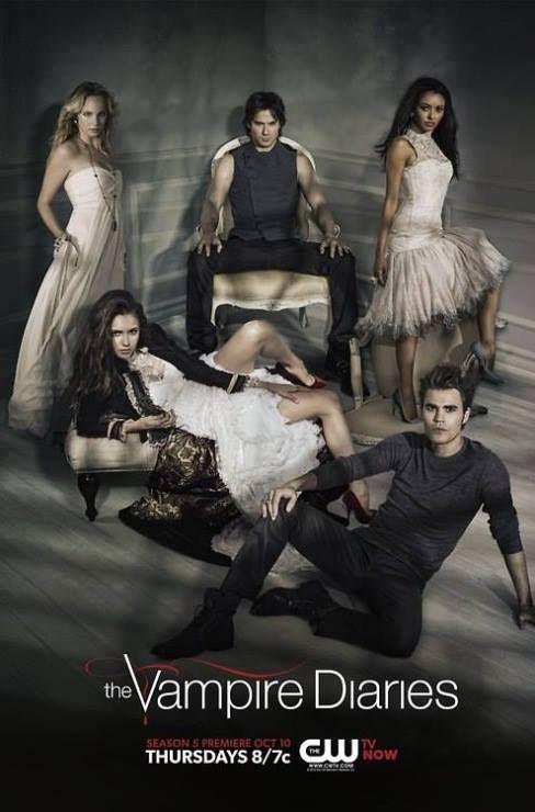 vampire diaries tvd posters season poster