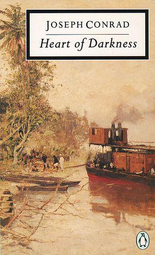"""Heart of Darkness""  Joseph Conrad  1899  Roman à clef / Fiction / Frame Story  Novella"