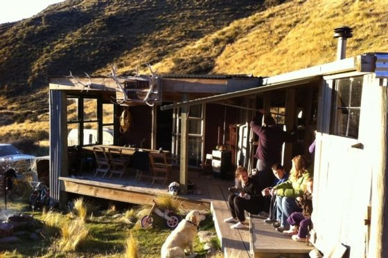 The Hut - Otiake bach or holiday home