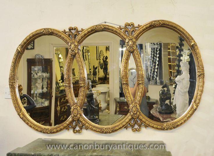17 Best Images About Antique Mirrors On Pinterest Art